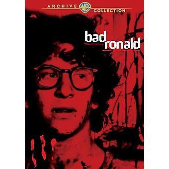 Bad Ronald [DVD] USA import