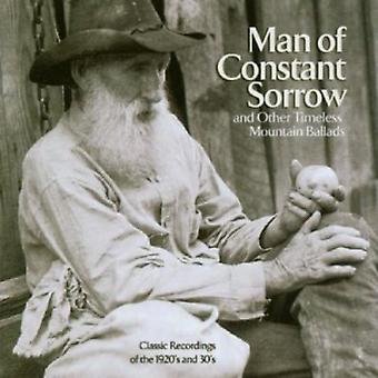 Man of Constant Sorrow - Man of Constant Sorrow [CD] USA import