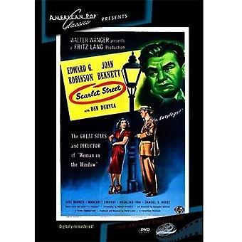 Scarlet Street [DVD] USA import