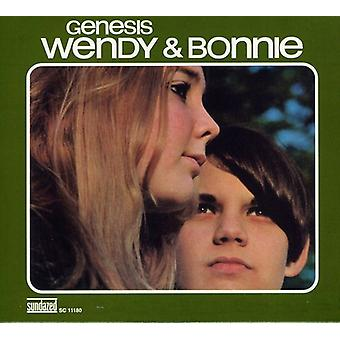 Wendy & Bonnie - Genesis [CD] USA import