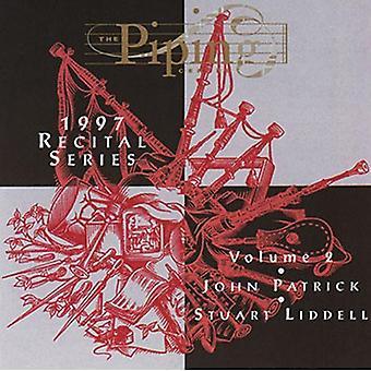 Patrick/Liddell - Patrick/Liddell: Vol. 2-Piping Centre 1997 Reci [CD] USA import