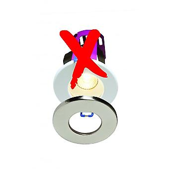 LED Robus Ramada sostituzione lucidato cromato Downlight Trim solo