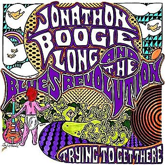 Jonathon Boogie Long - Trying to Get There [CD] USA import