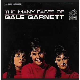 Gale Garnett - Many Faces of Gale Garnett [CD] USA import