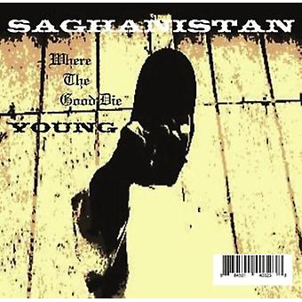 K-Dot - Saghanistan-wo the Good Die Young [CD] USA Import