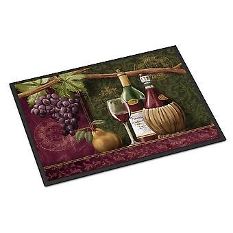 Carolineøerne skatte PTW2044MAT vin Chateau Roma indendørs eller udendørs Mat 18 x 27