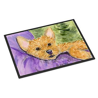 Carolines Treasures  SS8898MAT Norwich Terrier Indoor Outdoor Mat 18x27 Doormat