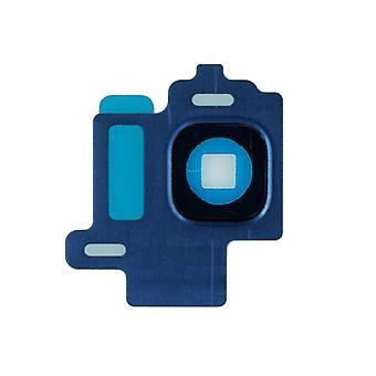 Samsung Galaxy S8 fotocamera lente coprire Coral Blue-include lente