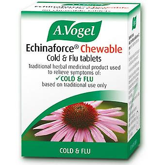 A. Vogel Echinaforce Chewable Cold & Flu Tablets 80 tablets