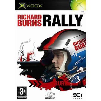 Richard Burns Rally (Xbox)-nieuw