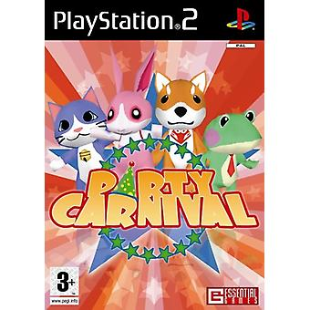 Party Carnival (PS2) - New Factory Sealed