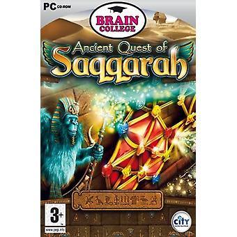 Brain College Ancient Quest of Saqqarah Game PC-nieuw