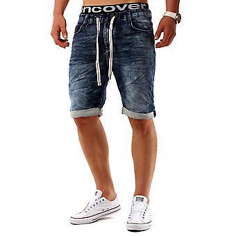 Men's Shorts Jeans Pants Used Stretch Jogging Denim Pants Backyard Freestar