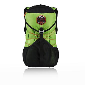 OMM 50th Anniversary Limited Edition Green Running Backpack