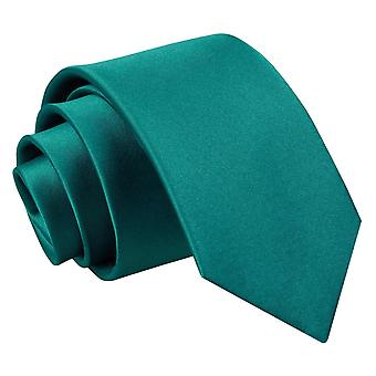 Teal ren sateng vanlige slips for gutter