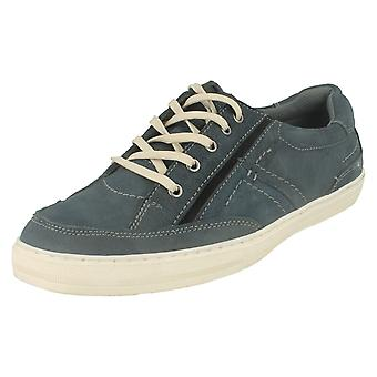 Mens Maverick Casual Trainer Style Shoe