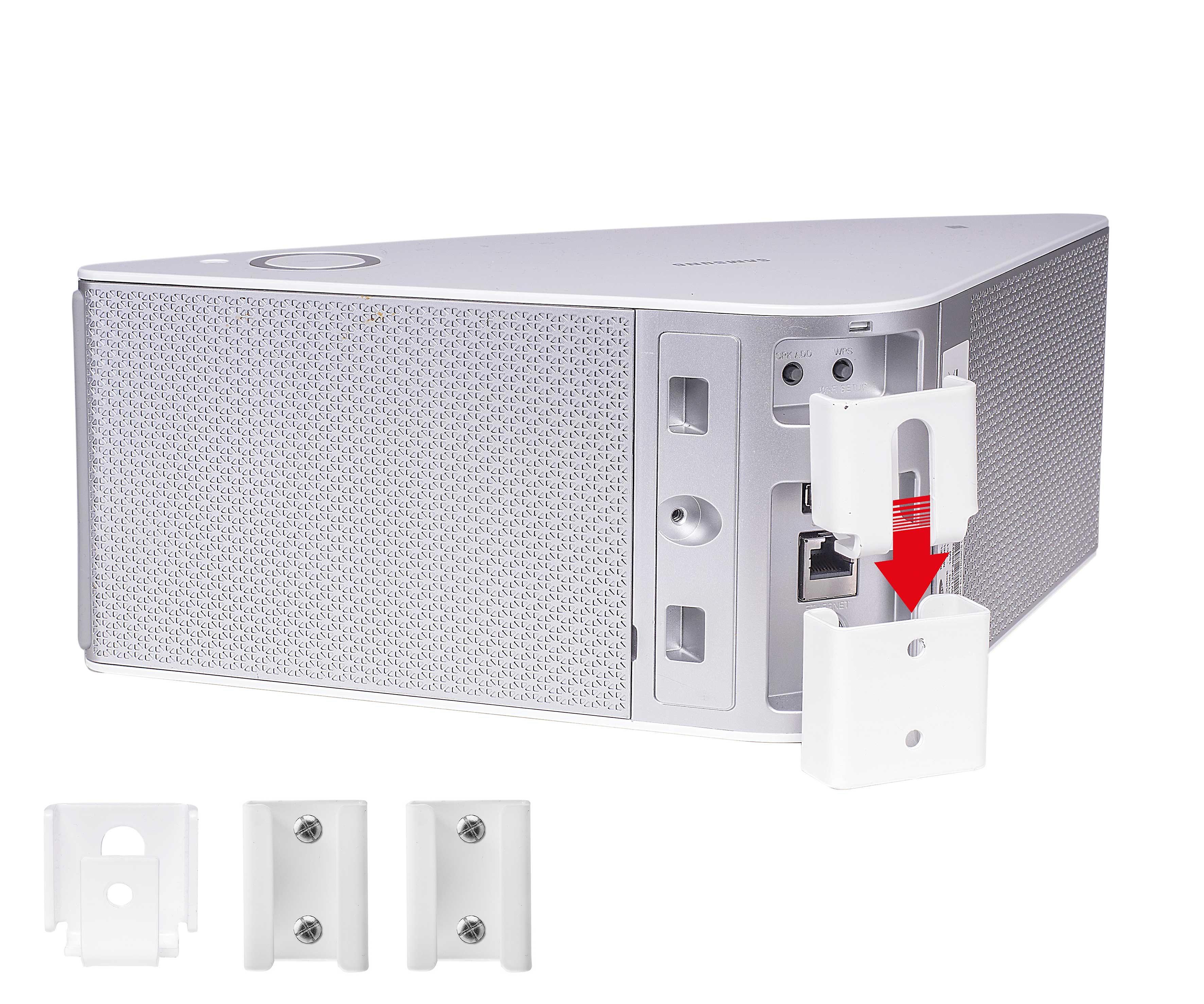 Vebos portable wall mount Samsung M3 WAM351 white