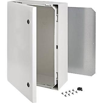 Fibox ARCA 604021 Switchboard cabinet 600 x 400 x 210 Polycarbonate (PC) Grey 1 pc(s)