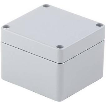 Weidmüller KLIPPON K01 RAL7001 Universal enclosure 58 x 64 x 34 Aluminium powder-coated Silver-grey 1 pc(s)