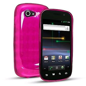 Technocel Slider Skin for Samsung Nexus S 4G - Pink