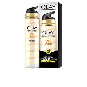 Olay Total Effects Dúo Crema + sérum Anti-edad Spf20 40 Ml pour femme