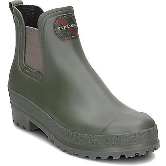 U.S. Polo Assn YUBER2181W8G1 YUBER2181W8G1MILG scarpe da donna d'acqua