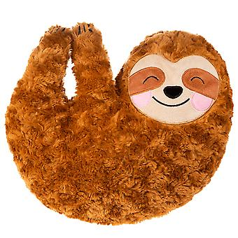 Sass & Belle Happy Sloth Cuddle Time Cushion