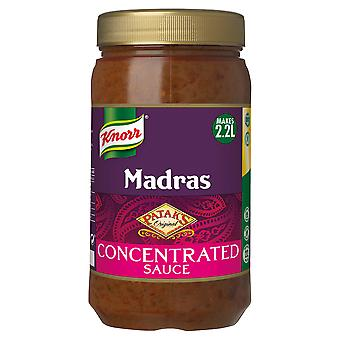 Knorr Patak's Madras Concentrated Sauce