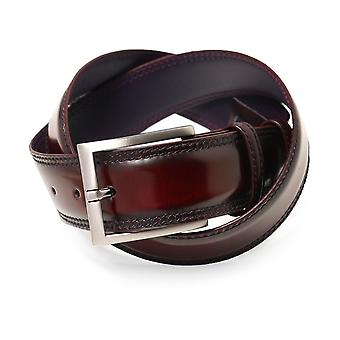 Elliot Rhodes Burnished Cordovan Belt