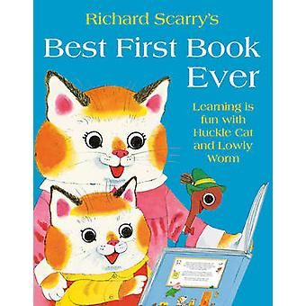 Best First Book Ever by Richard Scarry - 9780007491650 Book