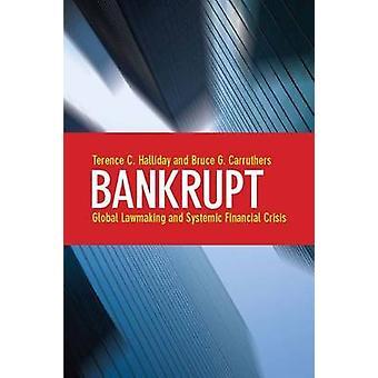 Upadłość - Global stanowienia prawa i systemowy kryzys finansowy Terence c