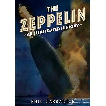 Lo Zeppelin - una storia illustrata da Phil Carradice - 978178155505
