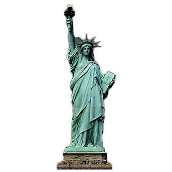 Statue of Liberty - Lifesize karton knipsel / Standee