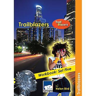 Trailblazers projektmappe - v. 8 af Helen Bird - 9781841676432 bog