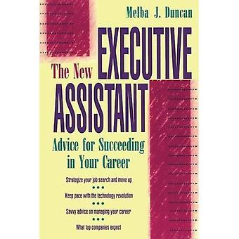 Den nya VD-assistenten: Råd för att lyckas i din karriär
