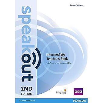 Speakout Intermediate: Teacher's Guide with Resource & Assessment Disc Pack