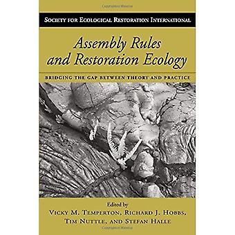 Regole di montaggio e Restoration Ecology (la scienza e la pratica del restauro ecologico): colmare il divario tra teoria e pratica