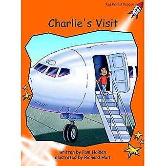 Charlies besök: nivå 1: flyt (röd raket läsare: Fiction uppsättning B).