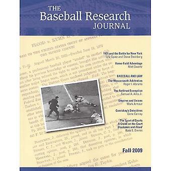 The Baseball Research Journal (Brj), Volume 38 #2: 38, no 2