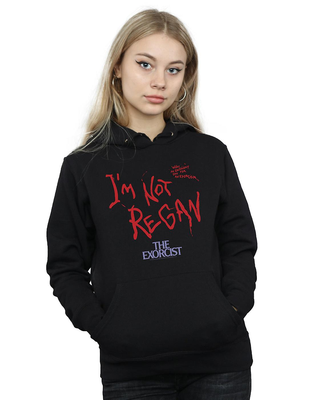 The Exorcist Women's I Am Not Regan Hoodie