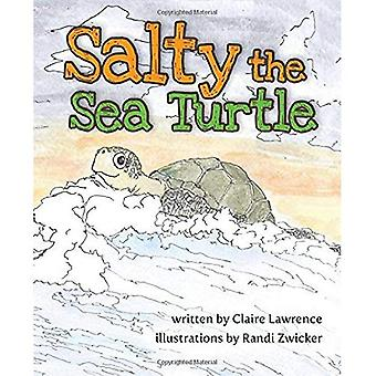 Salty the Sea Turtle