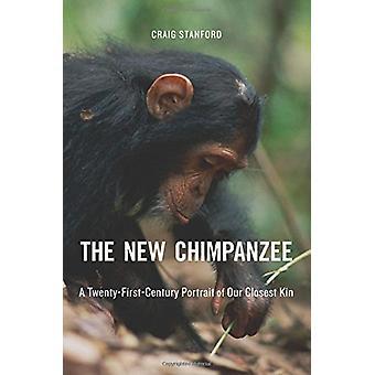 The New Chimpanzee - A Twenty-First-Century Portrait of Our Closest Ki