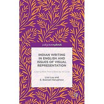 Indisk skrift på engelska och frågor av visuell Representation att döma mer än en bok efter omslaget av Lau & Lisa