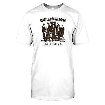 Jahresrente Bad Boys-Herren-T-Shirt