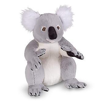 Melissa & Doug 18806 elävä pehmo Koala täytetty eläinten lelu