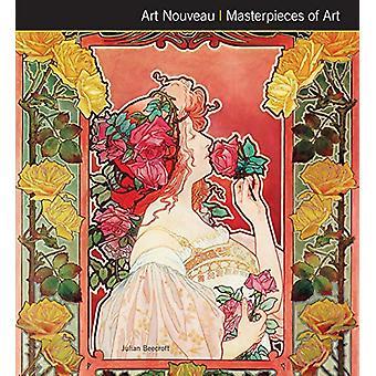 Art Nouveau meesterwerken van kunst door vlam Boom Studio - 9781786647849