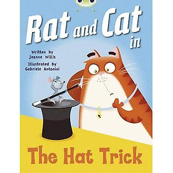 Rat and Cat in Hat Trick: Red A (KS1) (BUG CLUB)