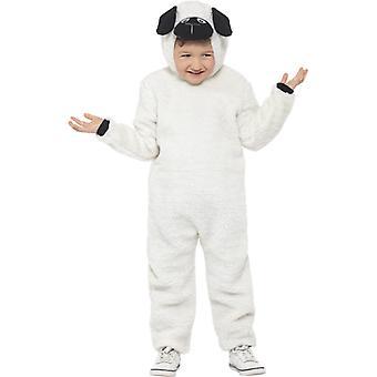 Owca owieczka dziecko kostium