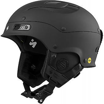 甘い保護警察官 II MIPS ヘルメット - 土黒