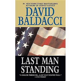 Last Man Standing by David Baldacci - 9780446611770 Book